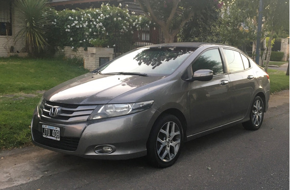 Honda City Full Automatico , Cuero , Pocos Km