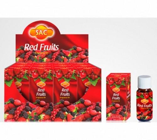 Imagem 1 de 1 de Essência Indiana Sac Red Fruits 10ml - Desperta Criatividade