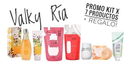 Super Kit Perfume Splash Natura X5 + Re Ga Lo