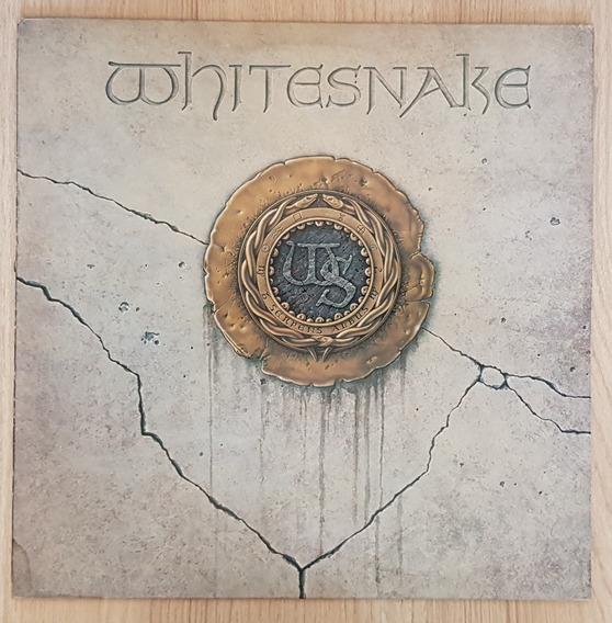 Vinil Lp - Whitesnake 1987 - Nacional