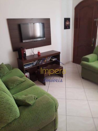 Apartamento Conj. Integração Com 2 Dormitórios À Venda, 50 M² Por R$ 170.000 - Vila Industrial - São José Dos Campos/sp - Ap0468