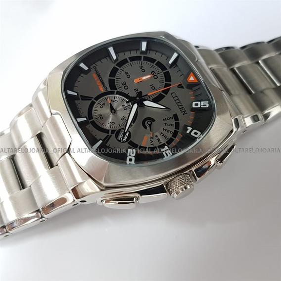 Relógio Masculino Citizen Chtonograph An9000-53c Calendário
