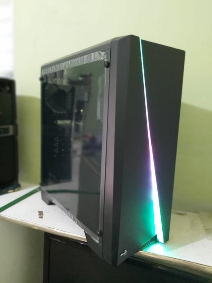 Pc Gamer I5 3470 Ssd 120gb 8 Gb 1600 Radeon Rx 550 2gb