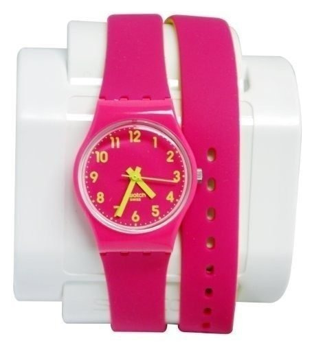 Reloj Swatch Lp131 Rosado