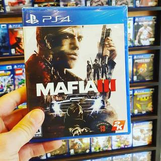 Mafia 3 Ps4 Fisico Sellado Sinaloamdq