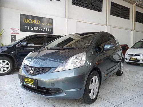 Imagem 1 de 10 de Honda Fit 2010 1.4 Lx Flex 5p