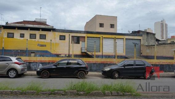 Galpão Para Alugar, 600 M² Por R$ 7.500/mês - Vila Aparecida - Bragança Paulista/sp - Ga0099