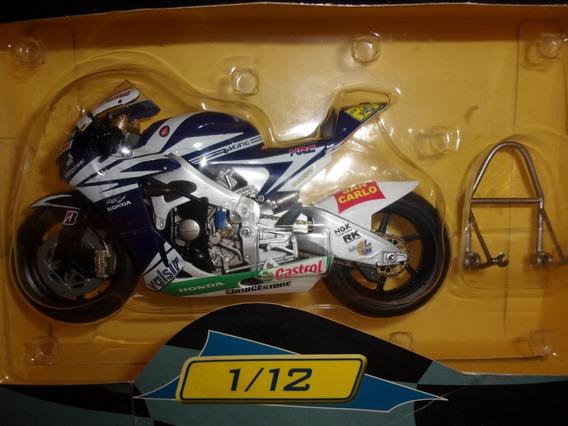 Moto Honda Rcv 211 T. Elias 1/12 Altaya