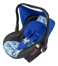 Bebê Conforto Cadeirinha Carro Supreme - Tutti Baby - Azul