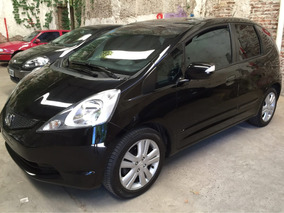Honda Fit 2010 1.5 Ex Mt Ivtec