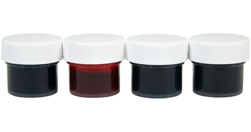 Set X 4 Colorantes Wilton En Gel Liposolubles