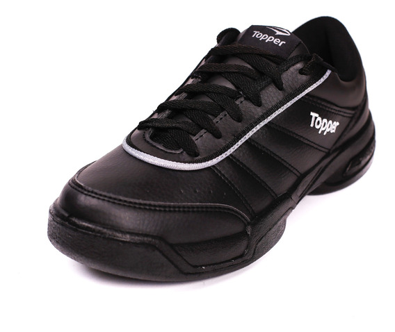 Zapatilla Topper Tie Break Iii Off Court Negro Hombre