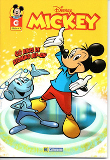 Lote Gibis Disney 4 - Culturama 04 - Bonellihq Cx255 H19