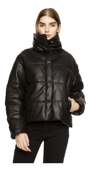 Campera Brooklyn Impermeable Microfibra Mujer Complot