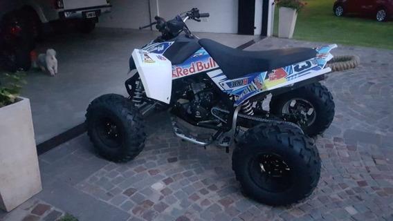 Vendo Zanella Mad Max 300, Impecable!!!