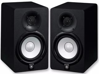 Monitores Activos Yamaha Hs5 El Par Nuevos
