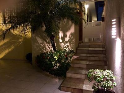 Casa Em Marapé, Santos/sp De 210m² 3 Quartos À Venda Por R$ 910.000,00 - Ca222412