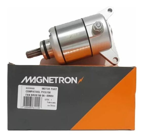 Motor Moto Partida Honda Titan15/fan150/bros150 Magnetron