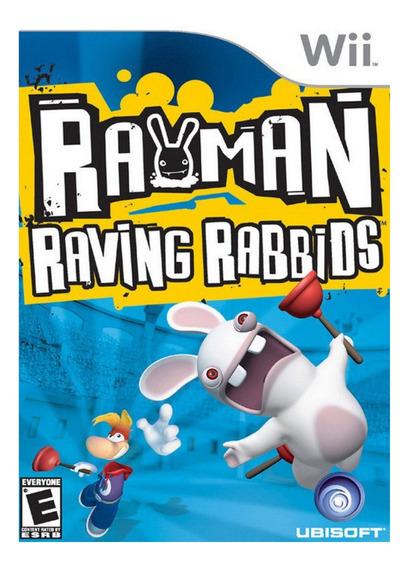 Rayman Raving Rabbids Original ! Loja Campinas
