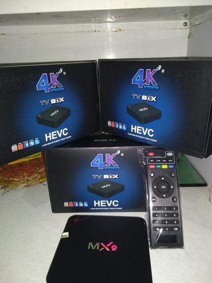 Tv Box 4k ,mx9 .8g E 2 De Ram