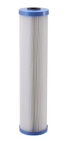 Refil Filtro Plissado Big 20 X 4,5 Pentek Pentair Poliester Lavavel Bbi Plbig20 R30-20bb