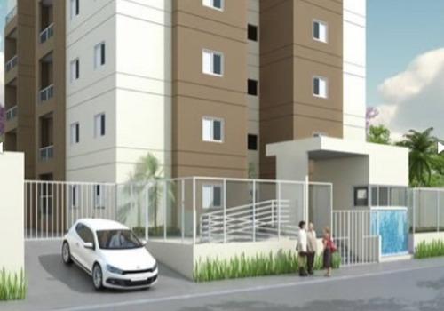 Imagem 1 de 8 de Apartamento - Ap00034 - 68873253