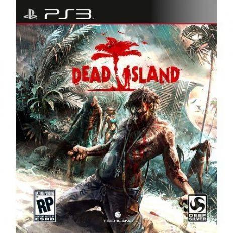 Dead Island Ps3 Original Mídia Física