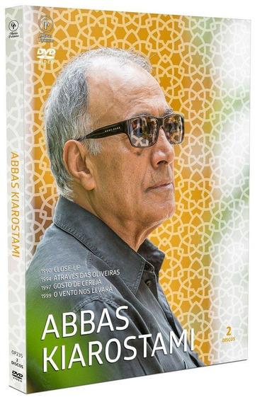 Abbas Kiarostami - Box Com 2 Dvds 4 Filmes - Gosto De Cereja