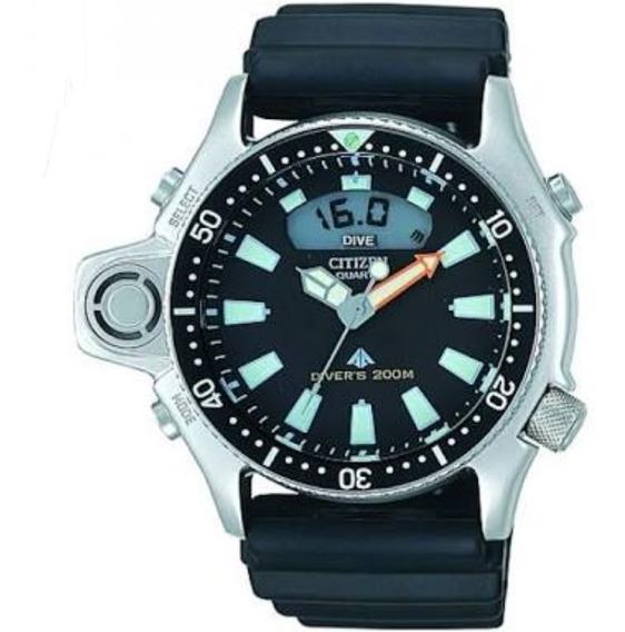 Relógio Citizen Aqualand Serie Prata Tjp2000 08e / Tz10137t