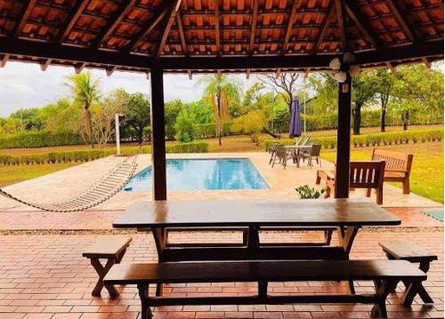 Chácara Com 4 Dormitórios À Venda, 10000 M² Por R$ 900.000,00 - Chácaras Paraíso - Araçatuba/sp - Ch0049