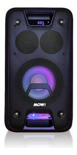 Parlante Mow! Bluetooth Usb Aux Sd 60 W Rms Fx Pro Portátil