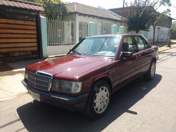 Mercedes-benz 190e Funcionando1984