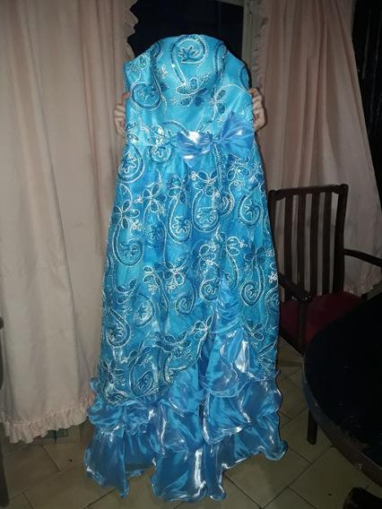 Vestido De 15 Fiesta Hermoso Importado Nuevo