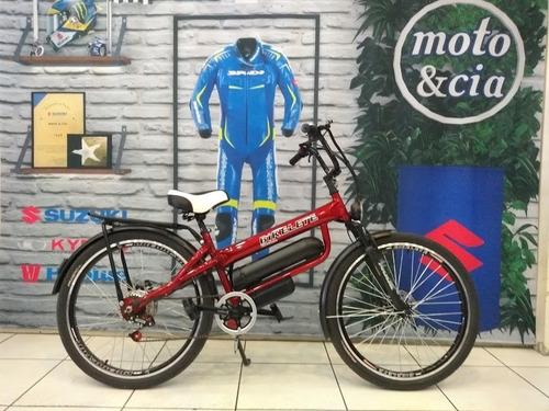 Bikelete Eletric C/ Marcha + Freio A Disco - Moto & Cia