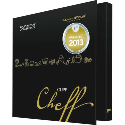 Aplicativos Comerciais Modulo Clipp Cheff 2013 - Compufour