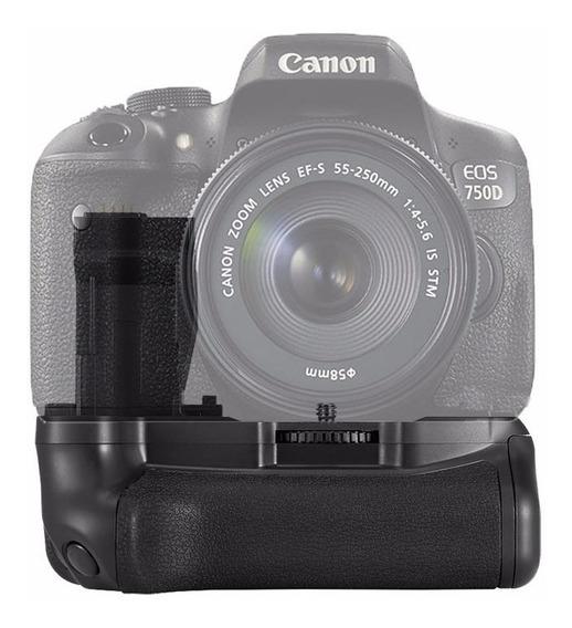 Battery Grip Para Câmera Canon T6i / T6s / X8i