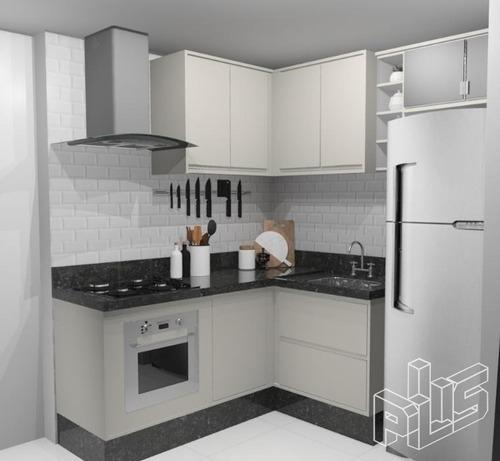 Imagem 1 de 17 de Studio Para Aluguel Em Parque Campolim - St008791