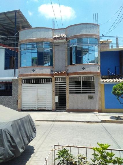 Casa De Dos Pisos Terminado