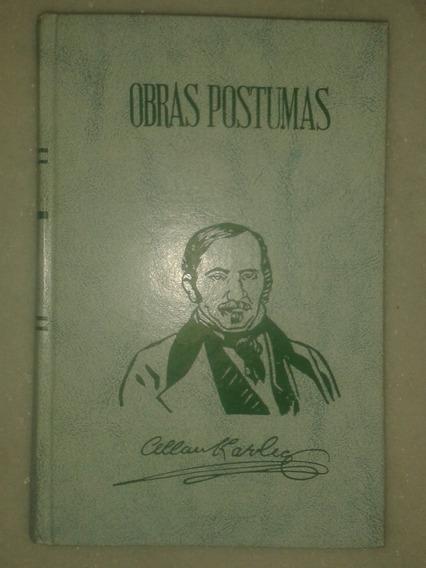 Obras Póstumas - Allan Kardec ( Edição Antiga )