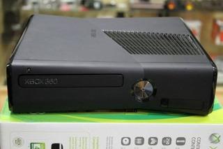 Xbox 360 Slim Con Disco Duro De 250 Gb