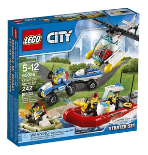 Lego City Starter Set 60086 - Minijuegosnet