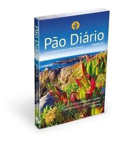 Pão Diário Volume 22 Livro Lançamento 2019