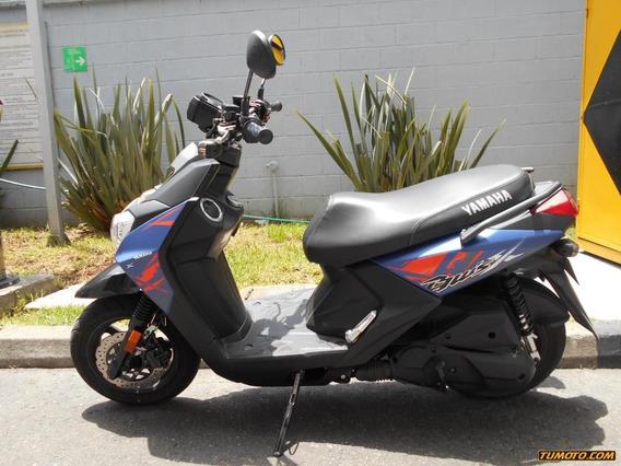 Yamaha Bws Fi 125