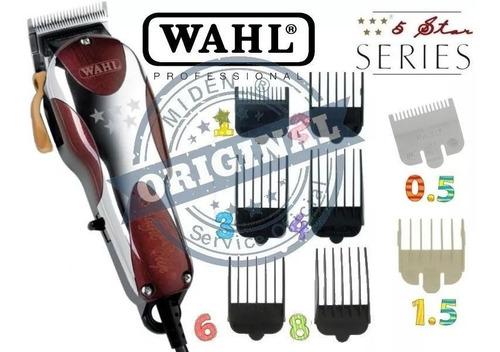 Máquina Wahl Magic Clip Fade Profesional 220v Original