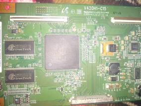 Pqlca Tcon V420h1-c15 Placa Toshiba Aoc