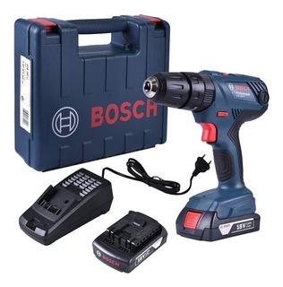 Furadeira Imp/parafusadeira Bat Lit Gsb 180-li 18v Bosch