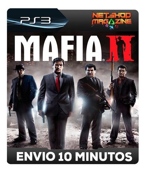 Mafia Ii - 2 - Psn Ps3 - Envio Imediato