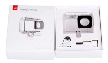 Caixa Estanque Para Câmera Yi2 4k + Protetor