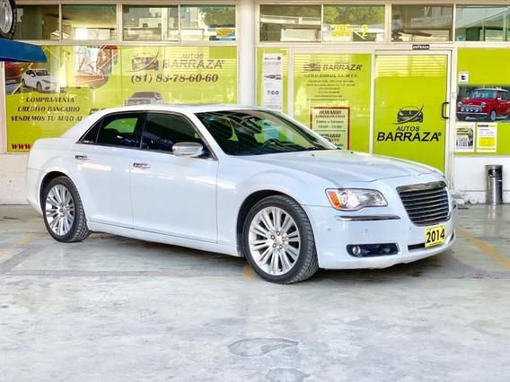 Chrysler 300c Lujo Rwd 6cil 2014 Blanco