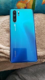 Celular Huawei P30 Pro, Cor Aurora, 8 G Ram E 256 G Memória